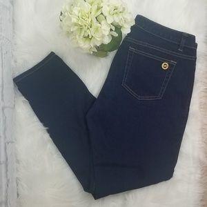 Michael Kors | Skinny Dark Wash Jeans Size 10